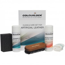 Artificial Leather Cleaning & Conditioning Kit - 150 ml
